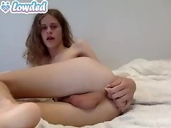 Carly Solo Toy Webcam Lowded com