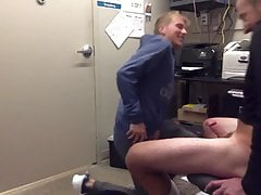str8 dad caught getting bj by twink on hidden cam