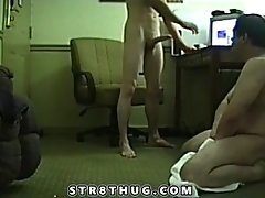 White Trash Trailer Park Pig Makes His Rounds Volume 4 Piss Feet Cock fun