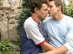 Twinks Jaroslav and Jakub Fuck