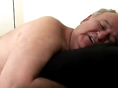 grandad fucked by uncut boy