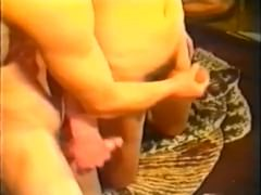 Vintage Gay Twink Bareback Porno Video