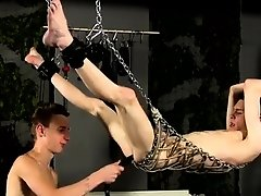 Milking bondage galleries gay Butt Stretching For Aaron