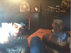 straight guys feet on webcam 43 - fetichismo de pies